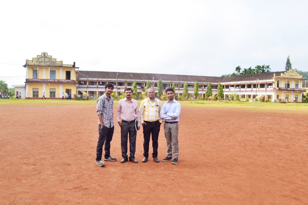 National Confrence At St. Philomina College Puttur