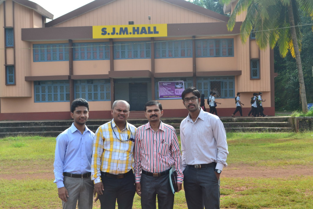 St.Philomina College Puttur