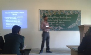 Paper Presented at Gokul College National Conference