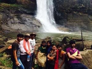 Athiripilly Falls