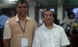 With Dr.vinod kumar Resource person